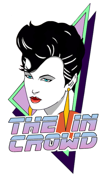 80's tribute: The In Crowd tribute to New Wave - http://theincrowdnewwave.com