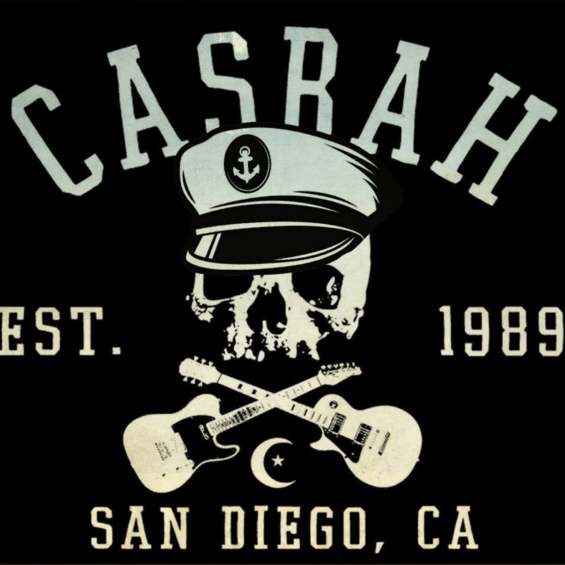 High Tide Society at The Casbah on 7/4/19