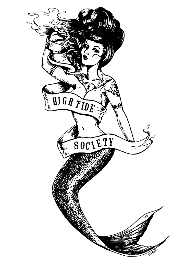 High Tide Society Logo - Retro Hits Tributes