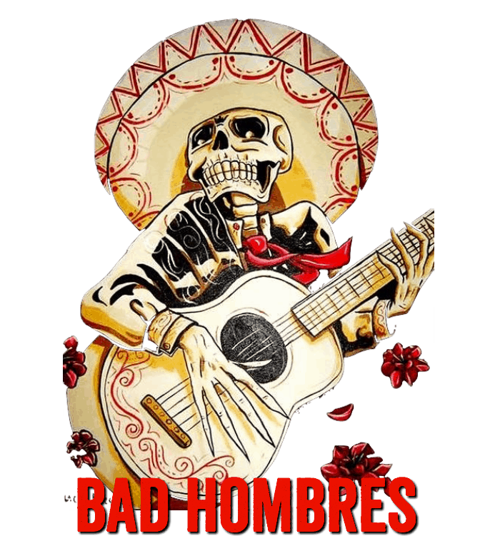 Bad Hombres - Outlaw Country & Americana
